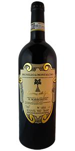 2007 Marroneto Brunello Mont Madonna Delle
