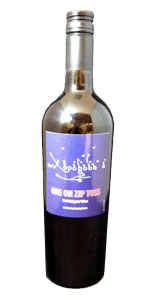 2009 NY Giants One On Zip Merlot