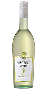 Barefoot Refresh Crisp White