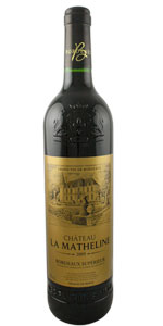 2010 Chateau La Matheline Bordeaux
