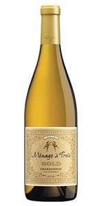 2015 2015 Menage A Trois Gold Chardonnay