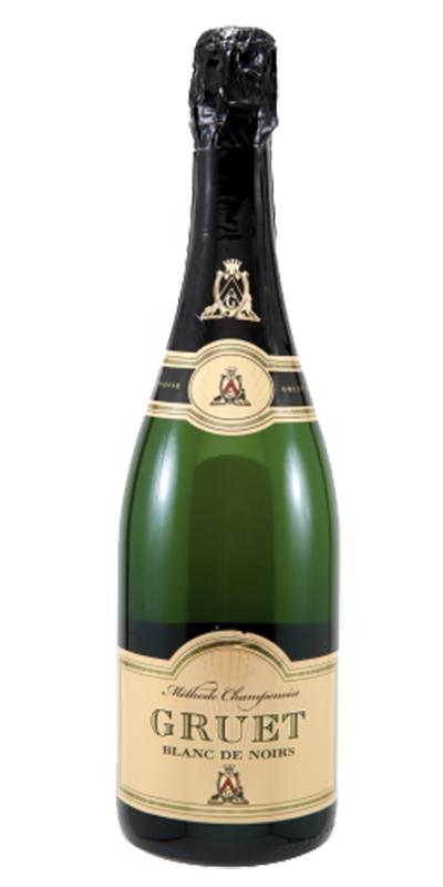 Gruet Blanc De Noir Champagne