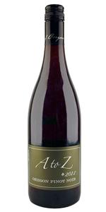 2015 A To Z Pinot Noir