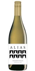 2015 Alias Chardonnay Chardonnay From California White
